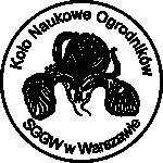 Koło Naukowe Ogrodników - logo