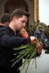 Prace Kamila Lutostańskiego na Mistrzostwach Florystyki